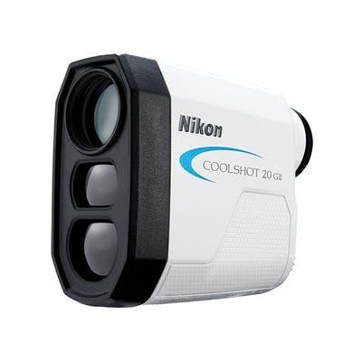 Nikon Coolshot 20 GII Golf GPS & Rangefinders