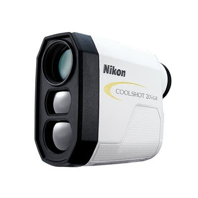 Nikon Coolshot 20i GII Golf GPS & Rangefinders