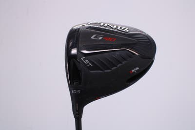 Ping G410 LS Tec Driver 10.5° ALTA CB 55 Red Graphite Regular Left Handed 45.75in