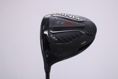 Ping G410 LS Tec Driver 9° ALTA CB 55 Red Graphite Regular Left Handed 45.75in