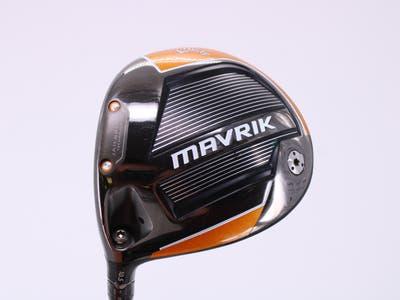 Callaway Mavrik Driver 10.5° Project X EvenFlow Riptide 50 Graphite Regular Left Handed 45.5in