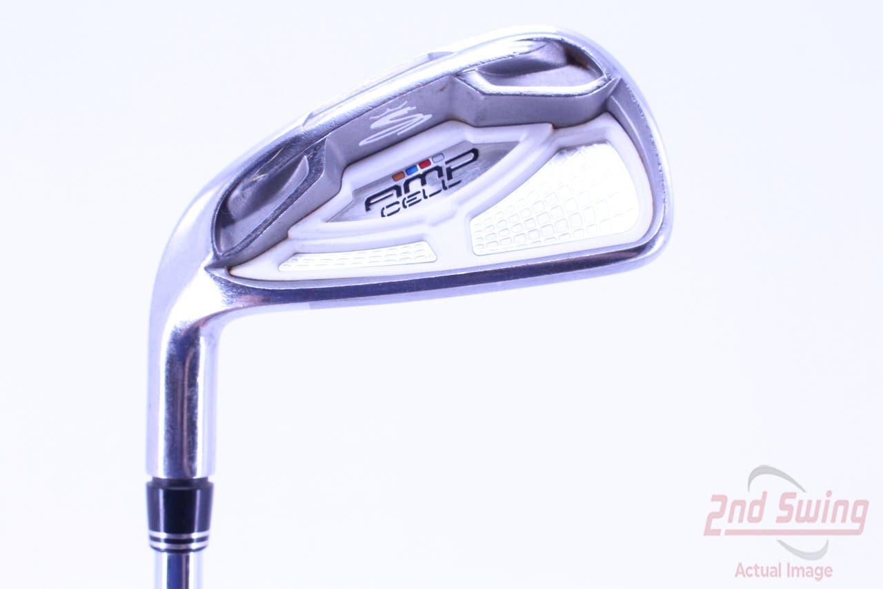 Cobra AMP Cell Silver 6 Iron Cobra Amp Cell Iron Steel Regular Left Handed 36.75in