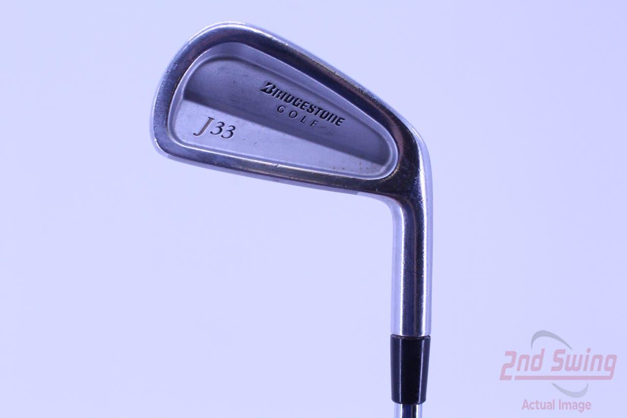 Bridgestone J33 Forged Cavity Back 3 Iron True Temper Dynamic Gold R300 Steel Regular Right Handed 38.75in