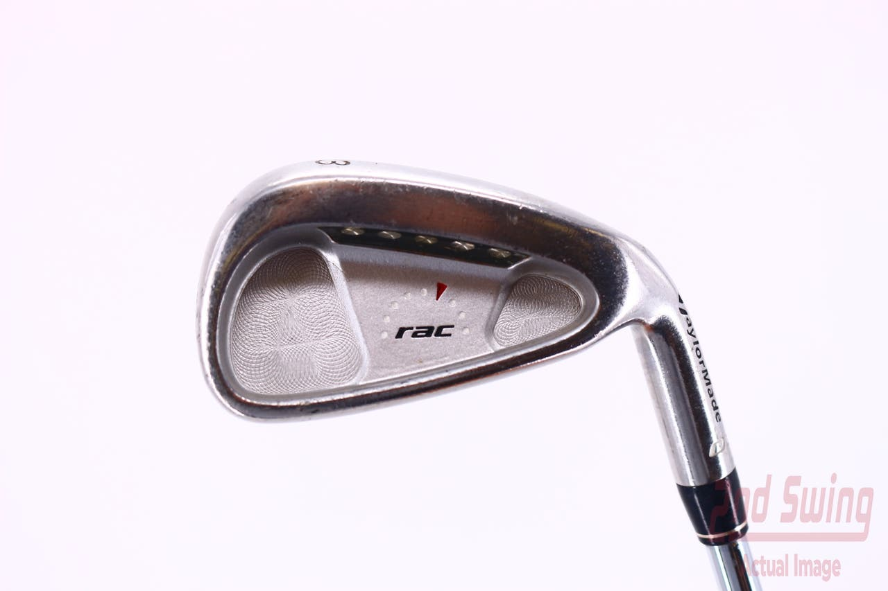 TaylorMade Rac OS Single Iron 3 Iron   TM Lite Metal Steel Stiff Right Handed 39.25in