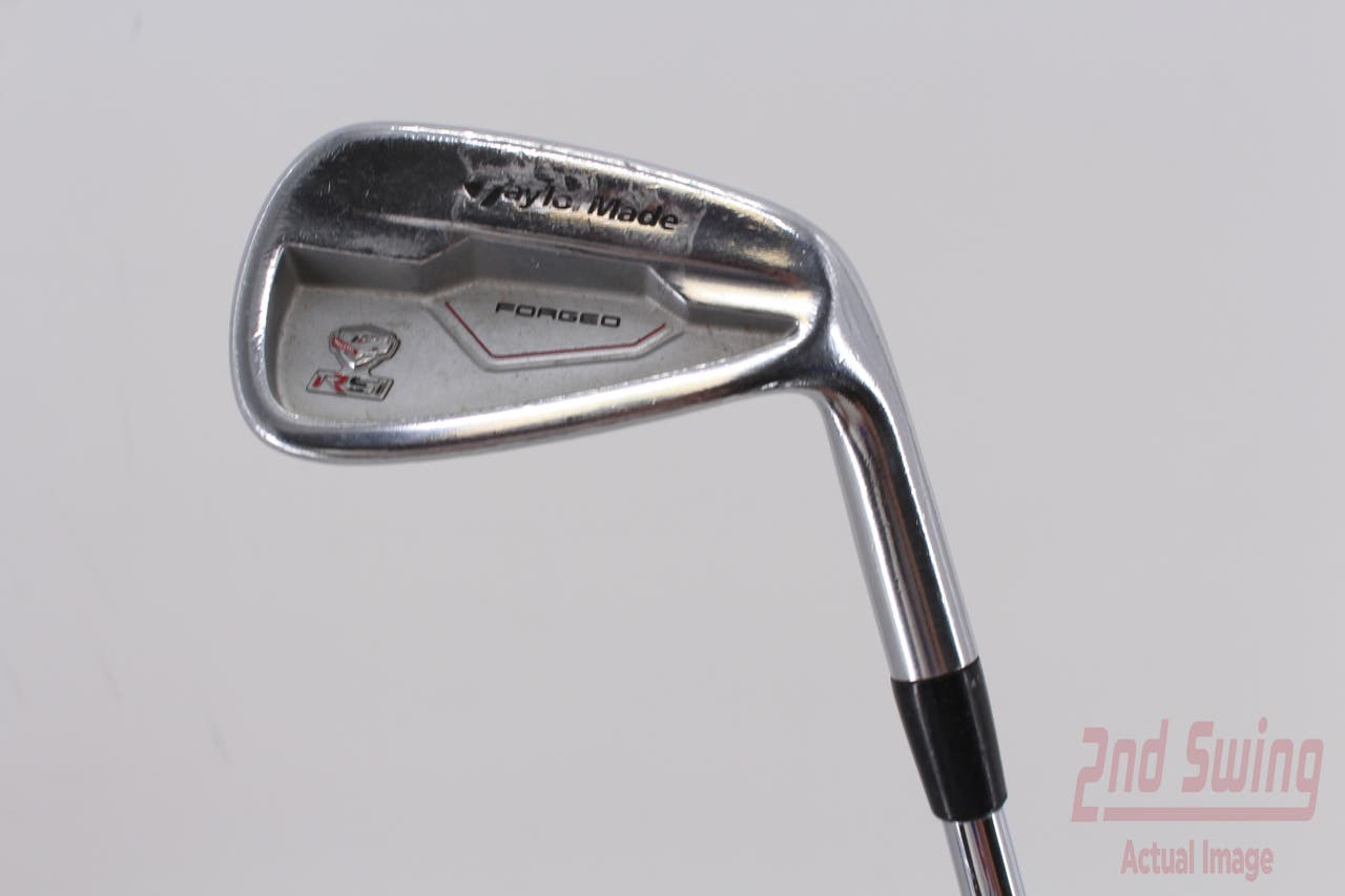 TaylorMade RSi TP Single Iron 8 Iron   Dynamic Gold Tour Issue Steel Stiff Right Handed 36.5in