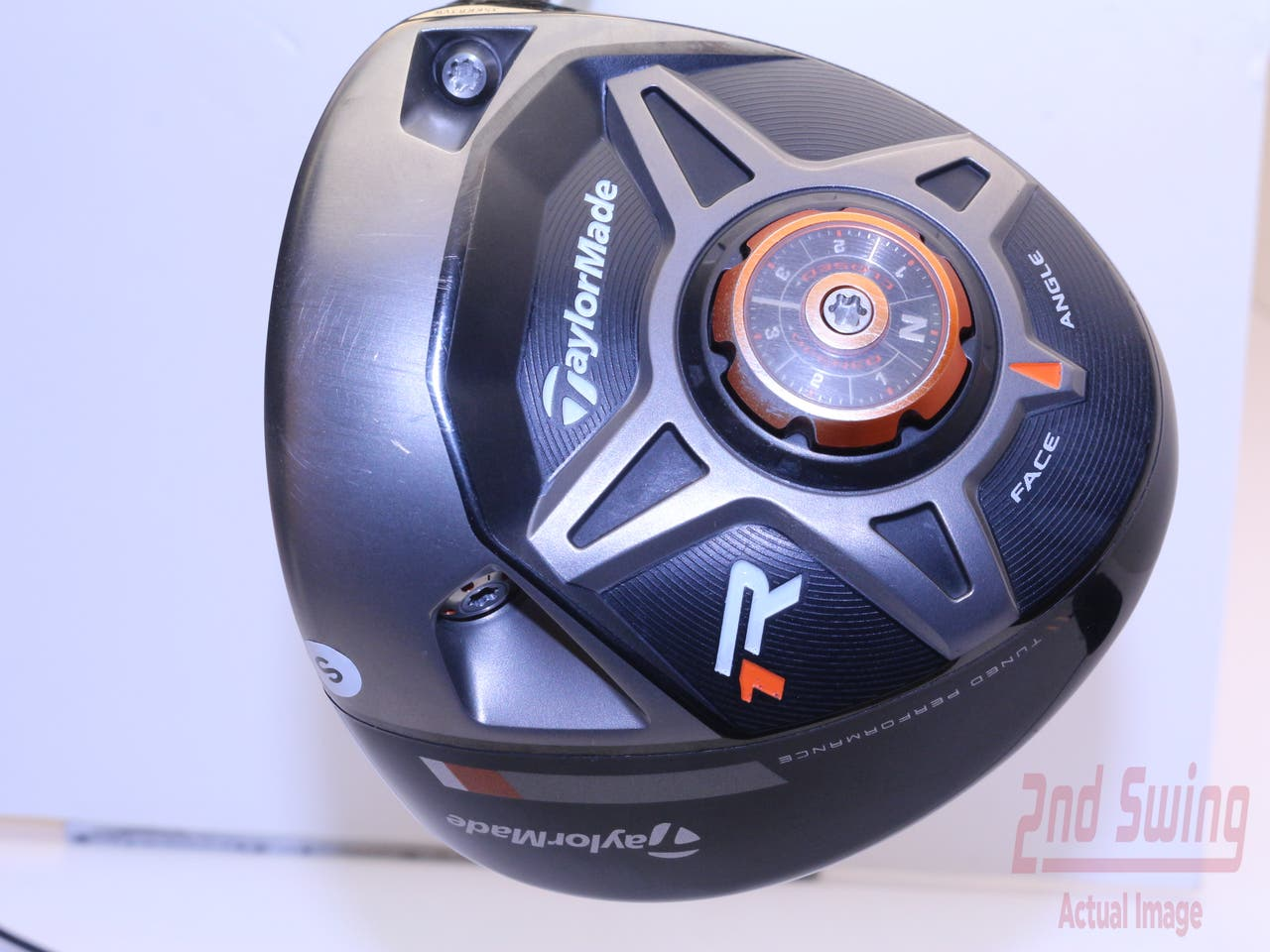 TaylorMade R1 Black Driver 10° Project X PXv Graphite Stiff Right Handed 45.5in