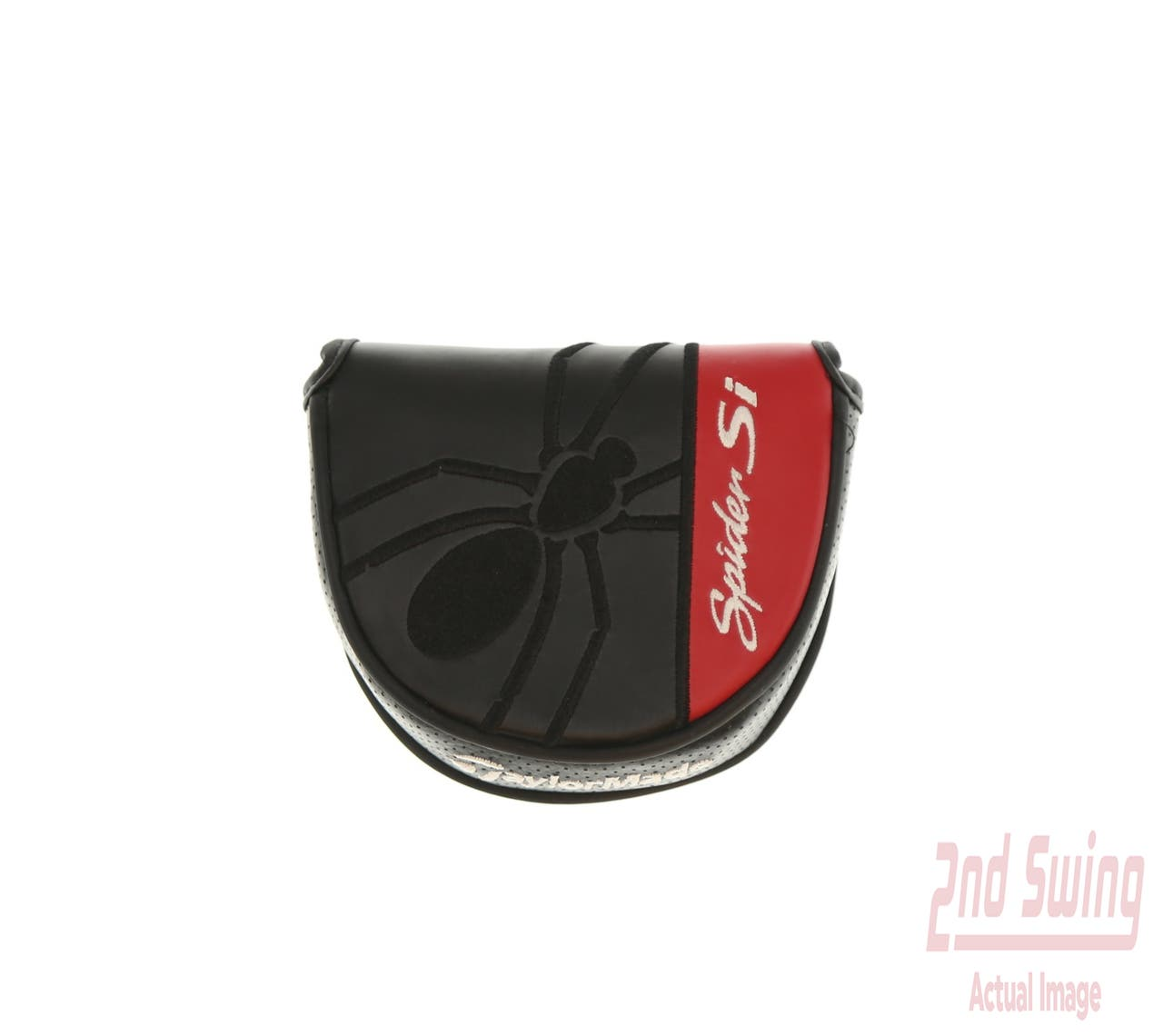 TaylorMade Spider Si Mallet Putter Headcover Black/Red/White