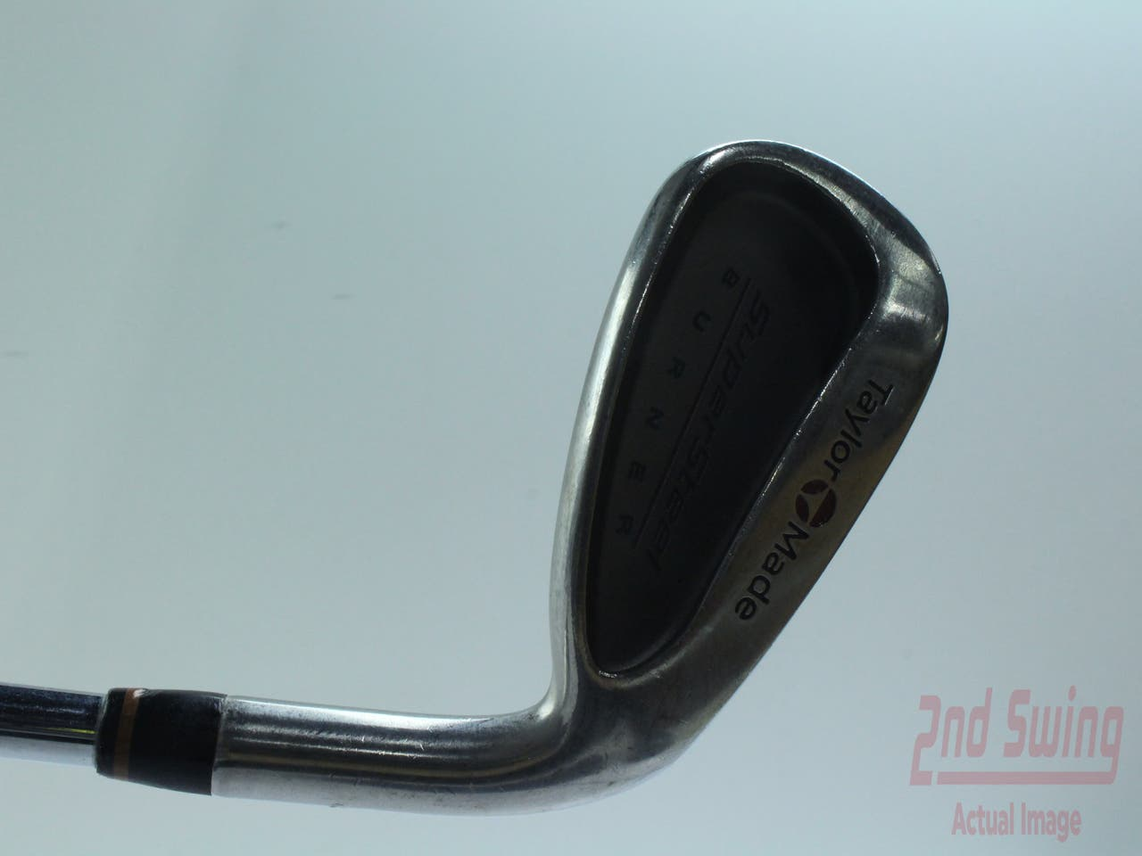 TaylorMade Supersteel Single Iron 3 Iron TM Royal Precision Rifle Steel Steel Senior Right Handed 38.5 in