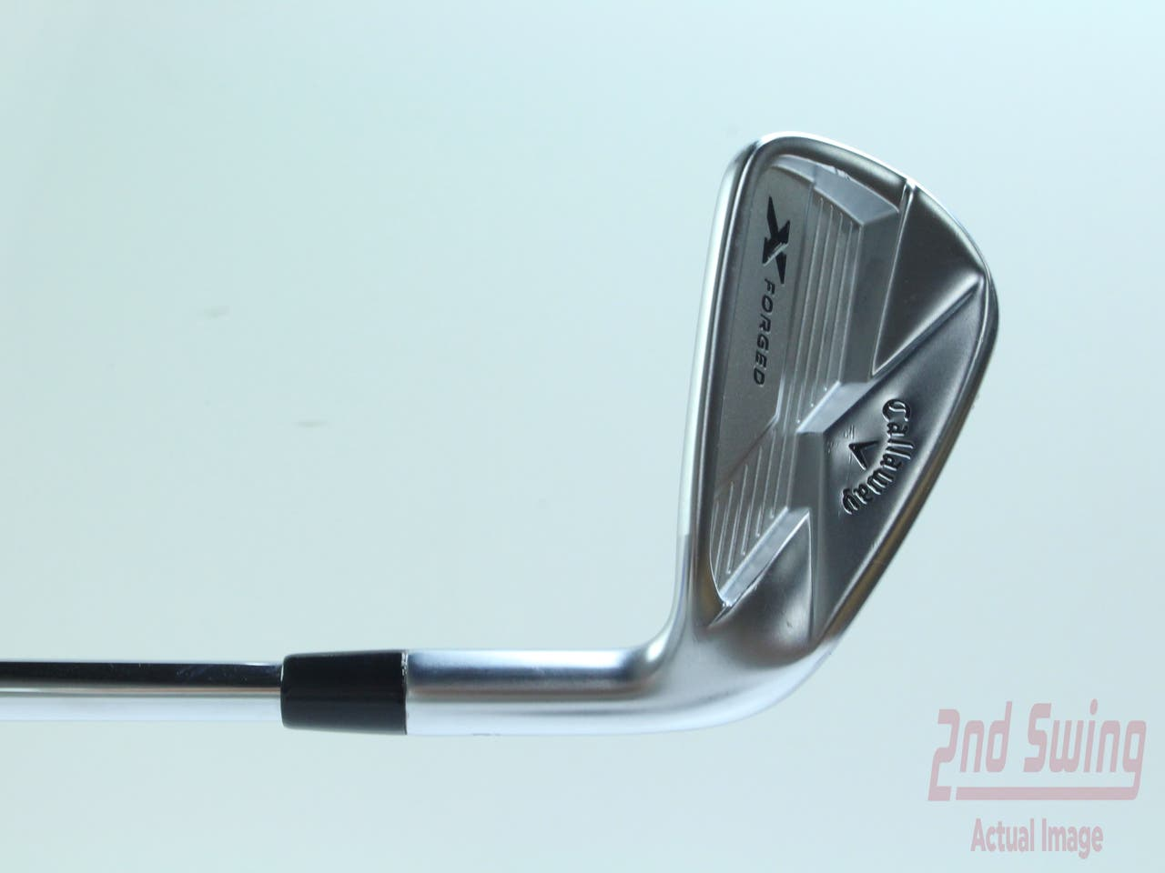 Callaway 2018 X Forged Single Iron 7 Iron Project X 6.0 Steel Stiff Right Handed 37 in