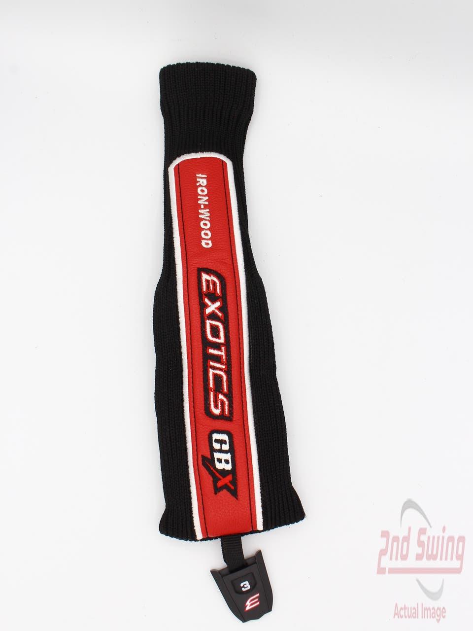 Tour Edge Exotics CBX Hybrid Headcover Sock Style