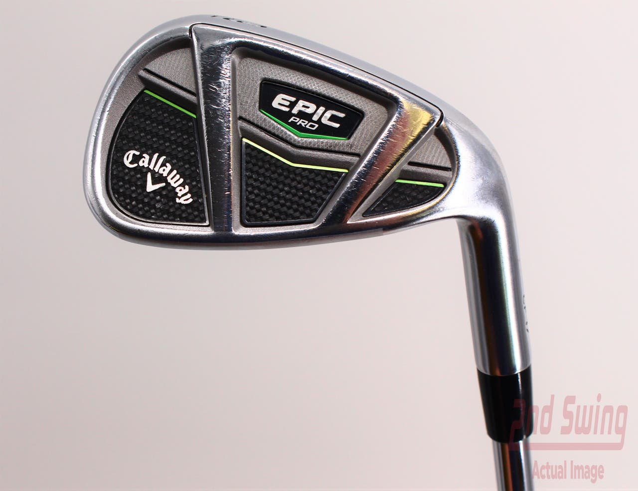 Callaway Epic Pro Single Iron 9 Iron Project X LZ 95 6.0 Steel Stiff Right Handed 35.75 in