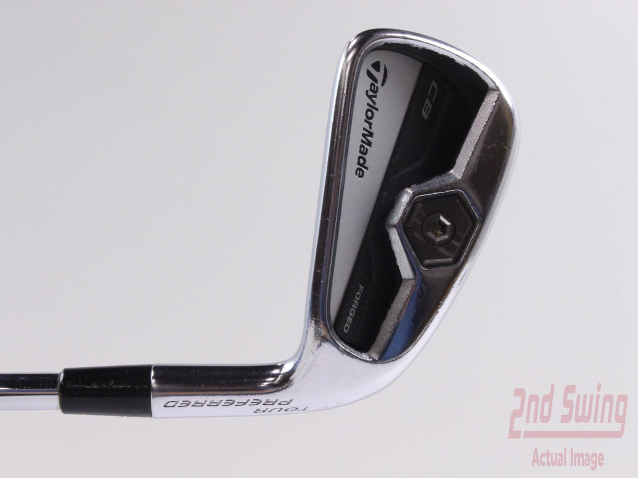 TaylorMade 2011 Tour Preferred CB Single Iron 6 Iron Dynalite Gold XP S300 Steel X-Stiff Right Handed 39 in