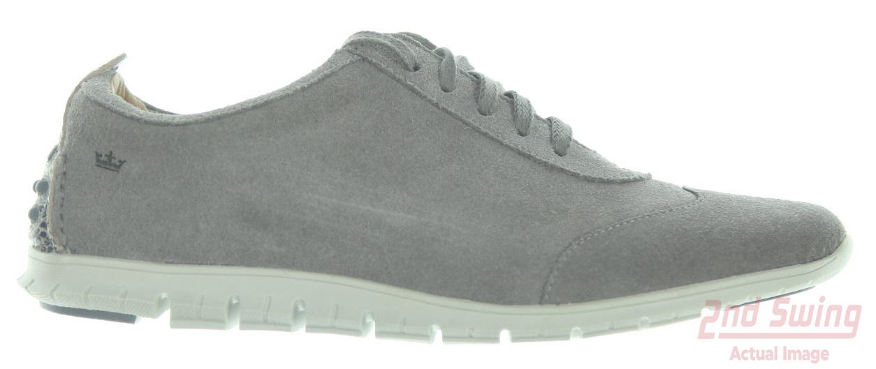 New Womens Shoe Peter Millar IGNITE Spikeless Sport Medium 10 Gray MSRP $200