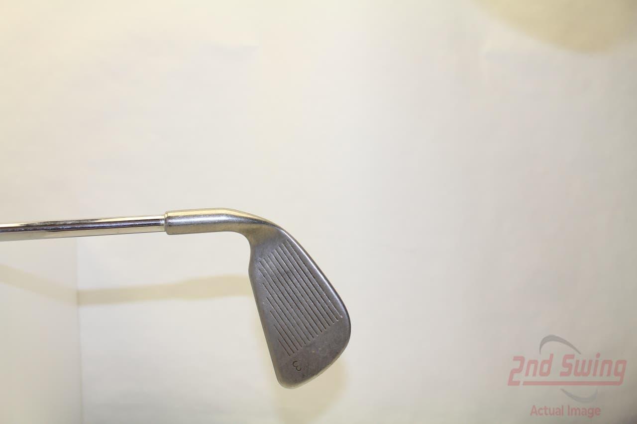 Ping Eye 2 Single Iron 3 Iron Stock Steel Shaft Steel Stiff Right Handed Black Dot 39 in